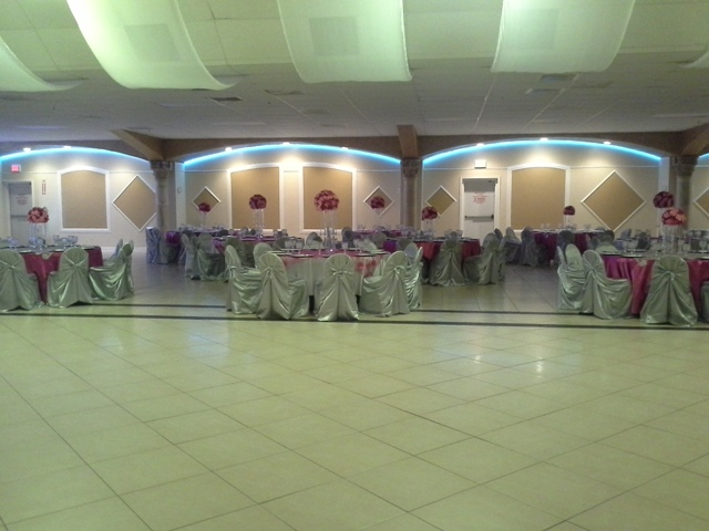 Classic Ballroom and Dance Floor